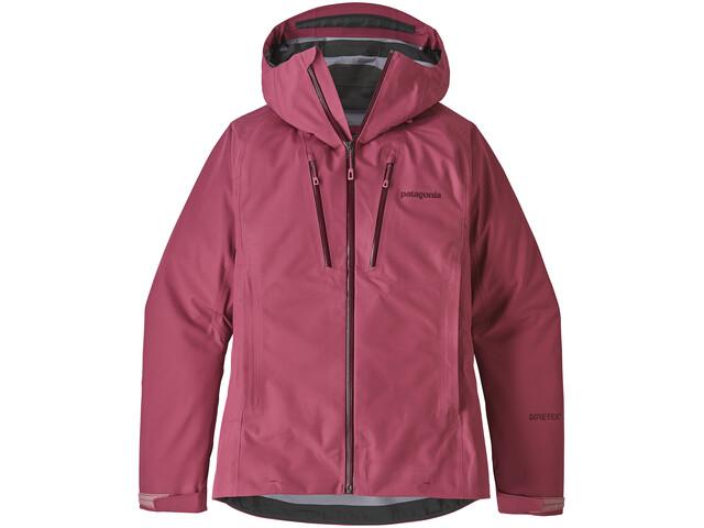 Patagonia Triolet Jacket Dam star pink